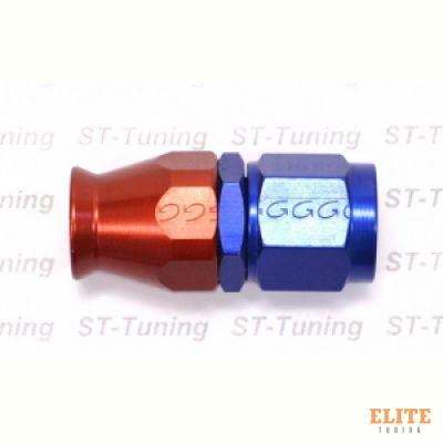 - 6 AN (6AN AN6) фитинг прямой, 600 серия Goodridge 6001-06D