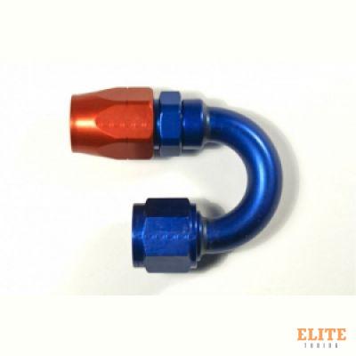 - 8 AN (8AN AN8) фитинг 180°, Cutter Style, Goodridge 236-18008