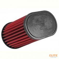 """Воздушный фильтр нулевого сопротивления AEM 21-2138DK AIR FILTER; DUAL 3""""FLG, BASE 9""""L X6""""W, TOP 7-3"""