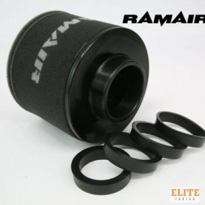 Фильтр нулевого сопротивления универсальный RAMAIR FB-104-R поролоновый, d=70,76,80,85,90mm