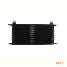 Радиатор масляный 10 рядов; 340 mm ширина; HT (10-AN выход) BLACKROCK LAB, URH-310