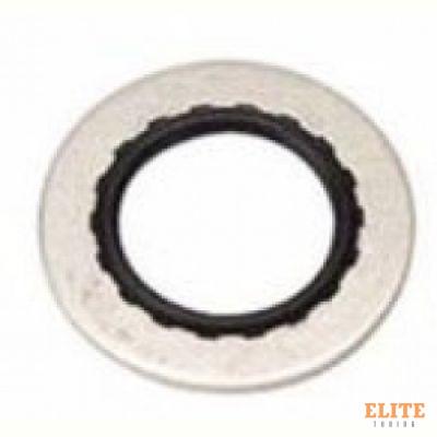 Шайба уплотнительная, Goodridge 11.5 mm (алюминий+резина) SS902-07