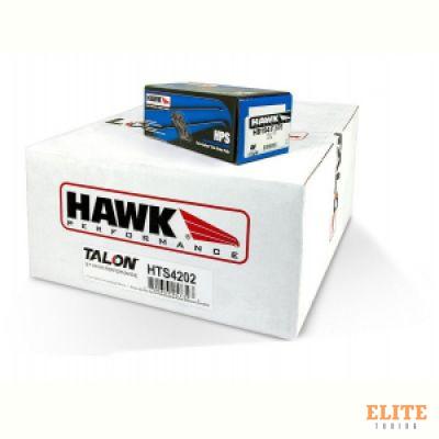 КОМПЛЕКТ ЗАДНИЙ. JEEP Grand Cherokee SRT8 11-> ; Тормозные диски HAWK + колодки HPS; HKS4202.194F