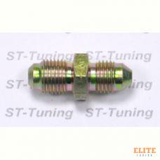 Адаптер П AN03 прямой конус - П M10х1 прямой конус / обратный конус, сталь, Goodridge 10100-03P