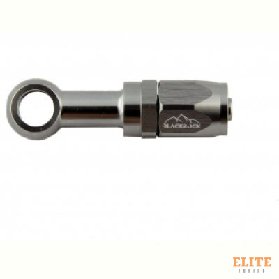 - 6 AN (6AN AN6) фитинг banjo d12,5 mm, BLACKROCK LAB B06-D12