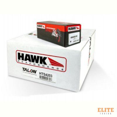 КОМПЛЕКТ ПЕРЕД. JEEP Grand Cherokee SRT8 11-> ; Тормозные диски HAWK + колодки 5.0; HKS4203.649B