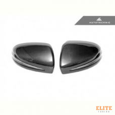 Накладки на зеркала W205, W213, W222, GLC Carbon, карбон Autotecknic MB-0305