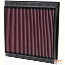 Воздушный фильтр нулевого сопротивления K&N 33-2444 CADILLAC SRX 2.8/3.0L-V6, 2010