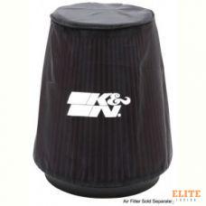 Чехол защитный  D=191-127mm / H=203mm черный K&N 22-8038DK
