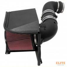 Система впуска K&N 57-3077 FIPK; CHEVROLET/GMC 2500/3500 HD; 6.6L- V8