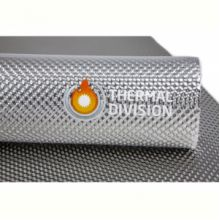 Термоэкран нержавеющая сталь 60cm*50cm SS, Thermal Division TDSS2420