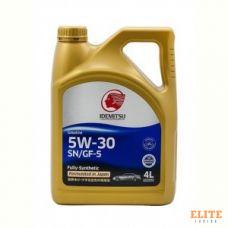 Масло моторное IDEMITSU ( EXTREME ECO ) 5W30 SN/GF-5 (F-S) 4L