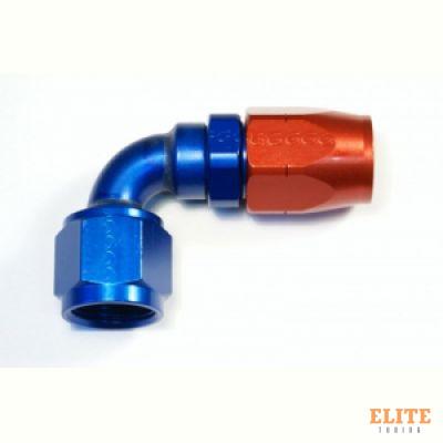 - 8 AN (8AN AN8) фитинг 90°, Cutter Style, Goodridge 236-9008