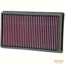 Воздушный фильтр нулевого сопротивления K&N 33-2998 AIR FILTER; PEUGEOT RCZ 2.0L; 2011-2013